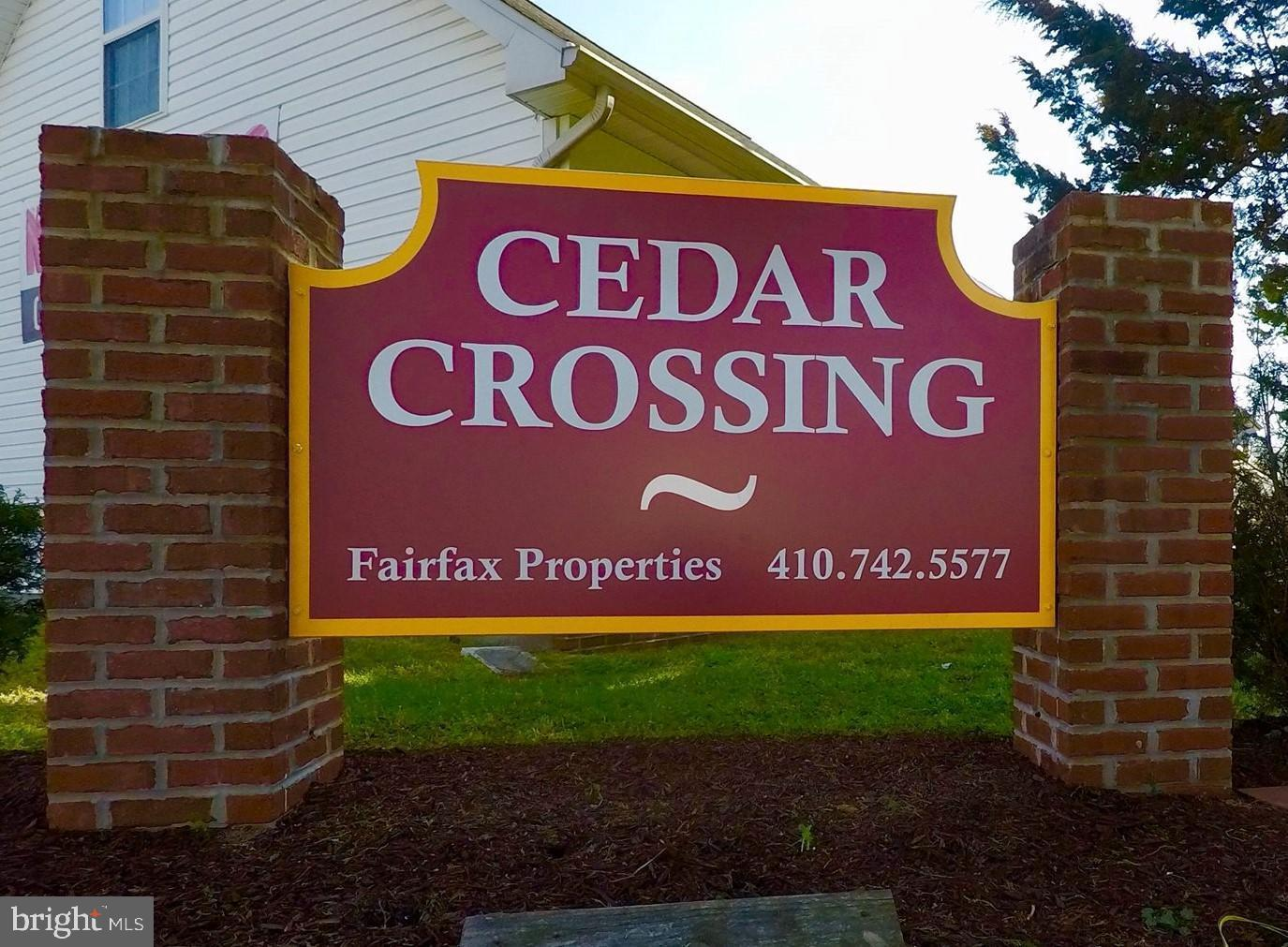 101 CEDAR CROSSING, SALISBURY, Five or More Units,  for sale